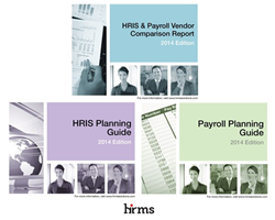 HRIS & Payroll Vendor Comparison Report and Planning Guides