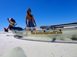 See Through Canoe Announces The Addition of a Motor Mount To It's Transparent Kayak/Canoe Hybrid