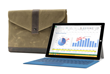 Microsoft Surface Pro 3 Outback Sleeve—shown with optional flap included