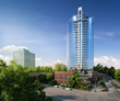 Symphony Tower Set To Overlook High-Level Bridge Upon Completion of...