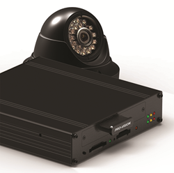 1080p HD-DVR with Dome Camera