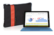 Microsoft Surface Pro 3 Travel Express—with flame stripe