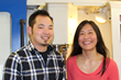 CoLAB Bottle Openers LLC owners Mike Shiba and Nicole Nagata