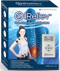 iReliev TENS Pain Management System