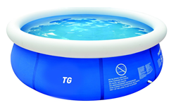 8ft Swimming Pool - Think Gizmos