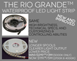 LED Waves Updates Their Brightest Waterproof LED Light Strip