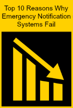 Download Top 10 Reasons Why Emergency Notification Systems Fail