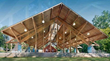 Duke Energy Pavillion at YMCA Camp Thunderbird in Lake Wylie, S.C.