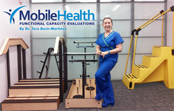 Mobile Health Functional Capacity Evaluations By Dr. Tara Bach-Martinez