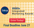Final Entry Deadline This Friday, June 27 - min's Integrated Marketing...