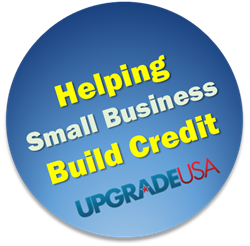 Build small business credit at UpgradeUSA.com