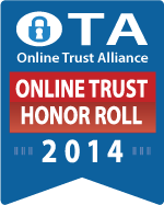 ID Wholesaler Named to the 2014 Online Trust Alliance Honor Roll