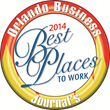 SkyBridge Resources Among The 2014 Best Places to Work in Central Florida