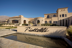 Piattelli's Salta winery opened in 2013, featuring one of Argentina's only gravity-flow winemaking systems.
