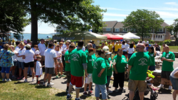 Walk, Talk and Rock Walk-a-thon to Cure Scleroderma on Sunday, June 22, 2014 at Nelson Park in Plymouth, MA.