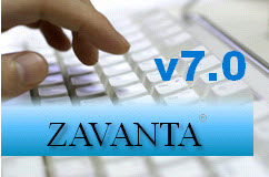 Zavanta SOP Software v. 7.0