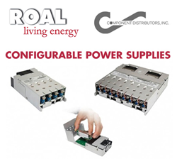 CDI can ship up to 25 custom configured ROAL power supplies in just 24 hours!
