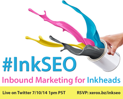 Printing Industry inbound marketing Twitter chat