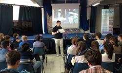 Narconon drug educator Paolo Stucchi