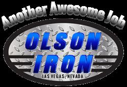 """Olson Iron """"Custom Wrought Iron Showroom"""""""