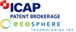 ICAP Patent Brokerage Announces IP Valuations of Ecosphere Technologies' Clean Tech Patent Portfolios: Clean Tech Market Opportunities Valued In Excess of $600 Million