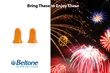 Beltone of the Tri-Cities Recommends Hearing Protection for Enjoying Fireworks - Especially for Infants and Children