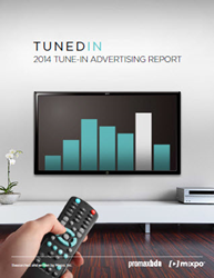 2014 Tune-In Advertising Report, Mixpo and Promax
