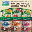 Brothers-All-Natural Awarded Non-GMO Project Verification Seal of...