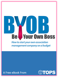 New eBook teaches entrepreneurs how to start their own business in community association management