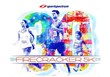 Logo artwork for the Firecracker 5K