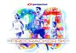 Logo artwork for the Firecracker 5K