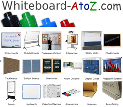 Whiteboard-AtoZ.com Products