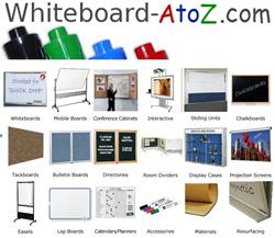 Whiteboard-AtoZ.com Products
