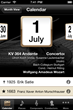 'ClassiCal Music Calendar' - Screenshot - all rights reserved by andante media 2013-2014!