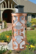 The new OrnamenTrap™ from RESCUE!® protects guests from annoying flies or harmful wasps while adding a decorative touch to the yard.