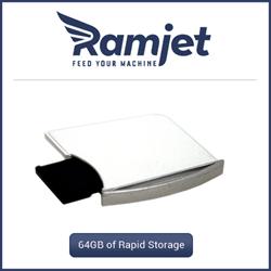 64GB Ramjet Rapid Storage