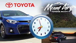 Mount Airy Toyota Extended Hours Program