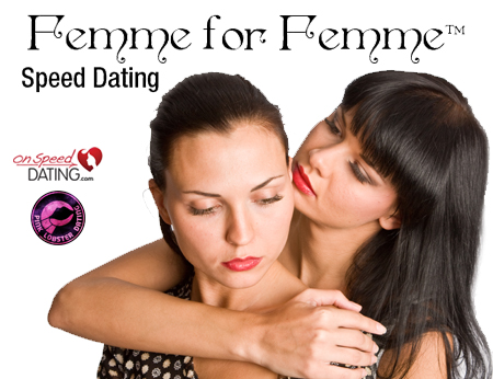 Speed dating femme