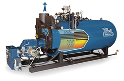 Hurst Boiler Thermal Master Series Featuring Internal Counter-Flow Boiler Efficiency Device