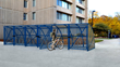 Velodome Shelters Creates Unified Look Across Campuses