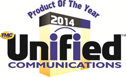 TMC Unified Communications Product of the Year 2014