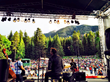 Banff National Park Hosts Two-Day Outdoor Music Festival, 'Performance...