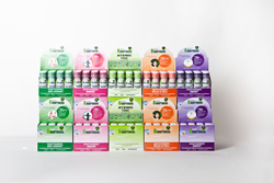 OrganicaWorld Laboratories, LLC launches the 8 HOUR ADAPTOGENS™ beverage line