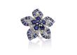 Kanchanaburi Blue Sapphire Ring