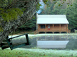pool cabins with hot tubs and views