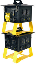 Terrapin Station II™ Series Power Distribution Boxes