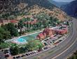 Glenwood Hot Springs, world's largest mineral hot springs pool