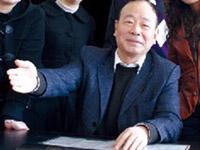Pan Hongjun, chairman of the board in Jiangsu Sanling Abrasive Co., Ltd.