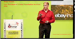 eBay, Key Note Speaker, 7x24 Exchange, Convention Photography