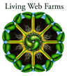 Living Web Farms logo